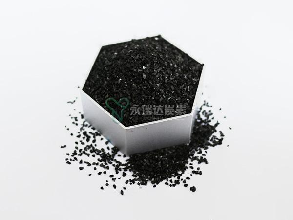 物理活化法煤质活性炭