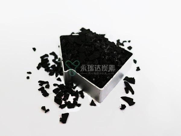净水活性炭脱附方法