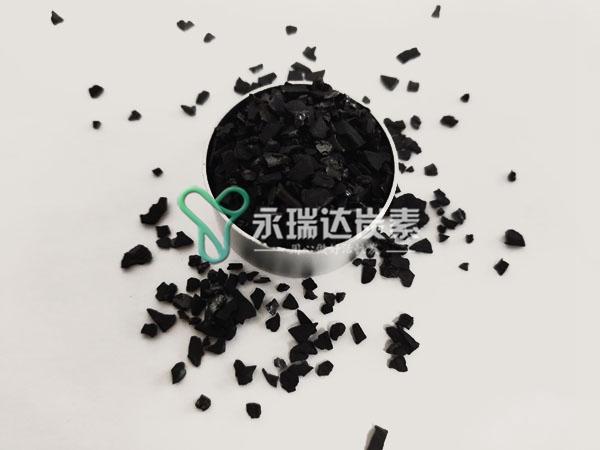 净水活性炭使用周期
