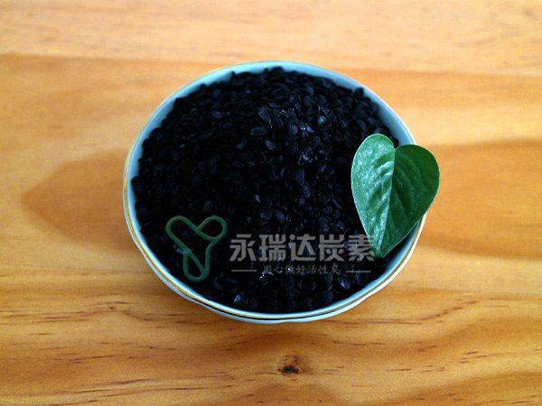 气体处理木质粉状活性炭