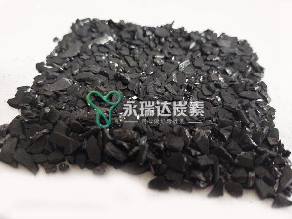 煤质活性炭水源净化