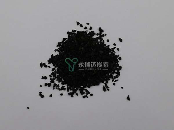 净水活性炭生产工艺