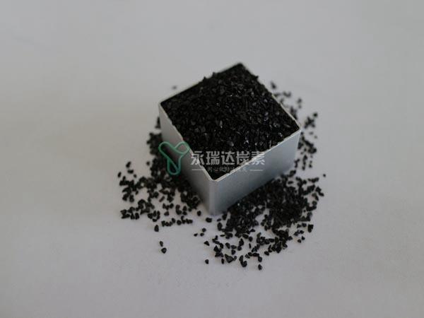 净水活性炭用途