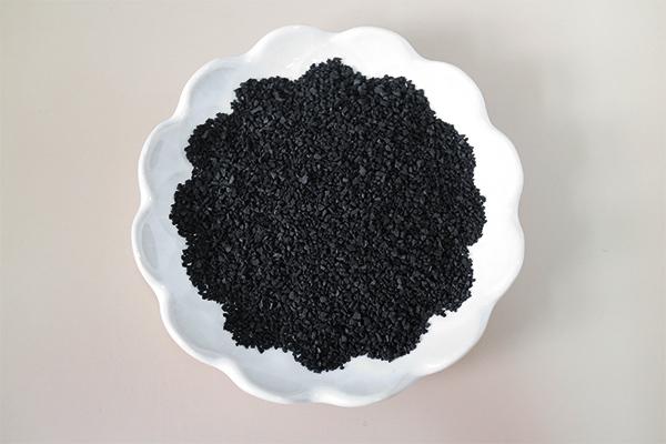 煤质活性炭灰分