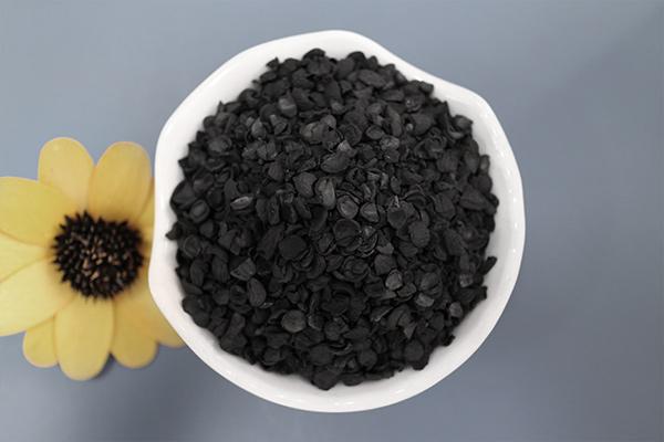 载银活性炭