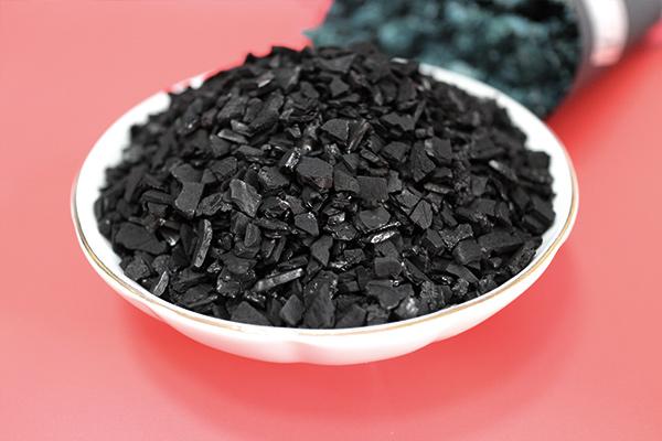 脱汞活性炭