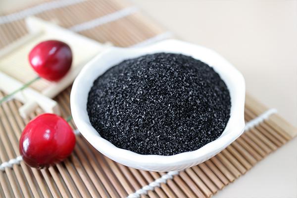 再生活性炭