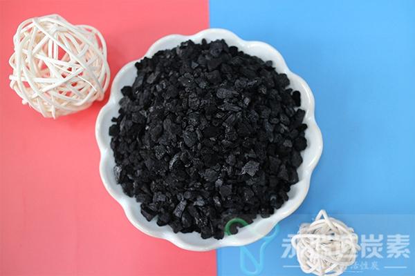 煤质颗粒活性炭的应用