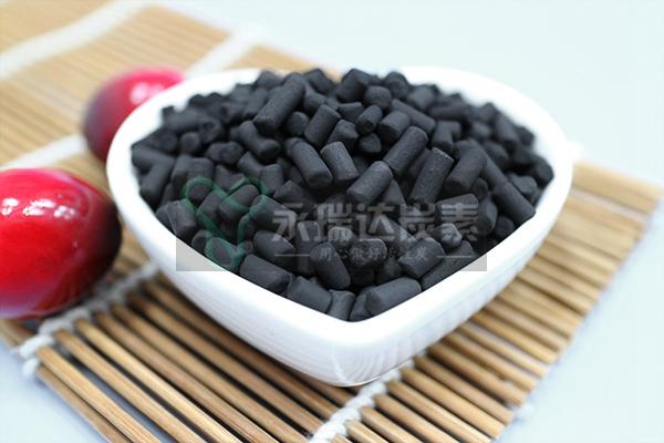脱硫煤质柱状活性炭