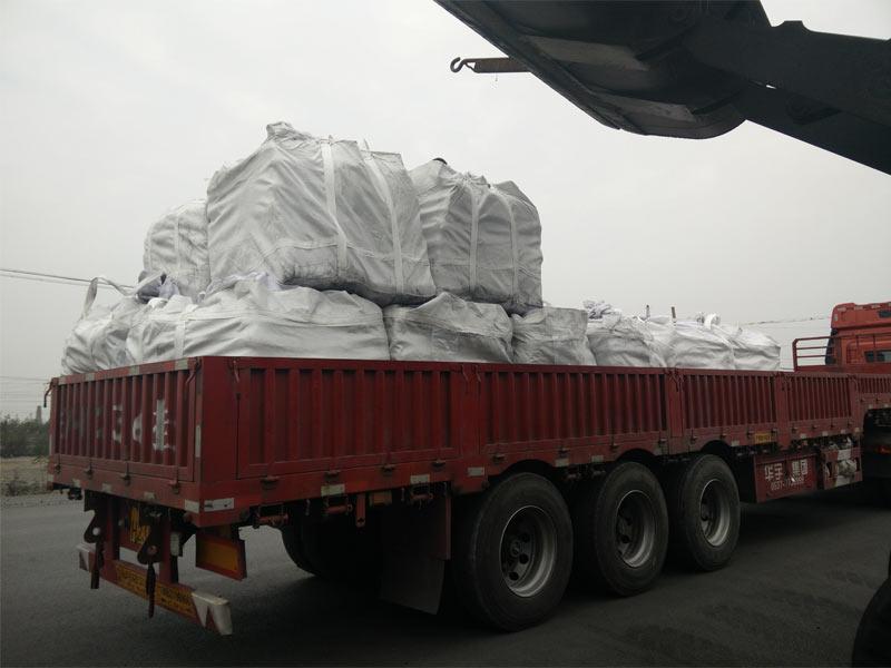 提金椰壳活性炭装车发货