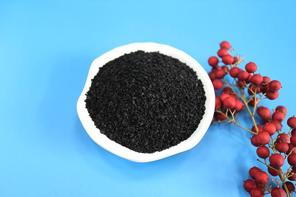 煤质活性炭应用