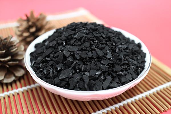 原生活性炭